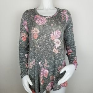 Isabel Maternity S Floral Print Hatchi Long Sleeve